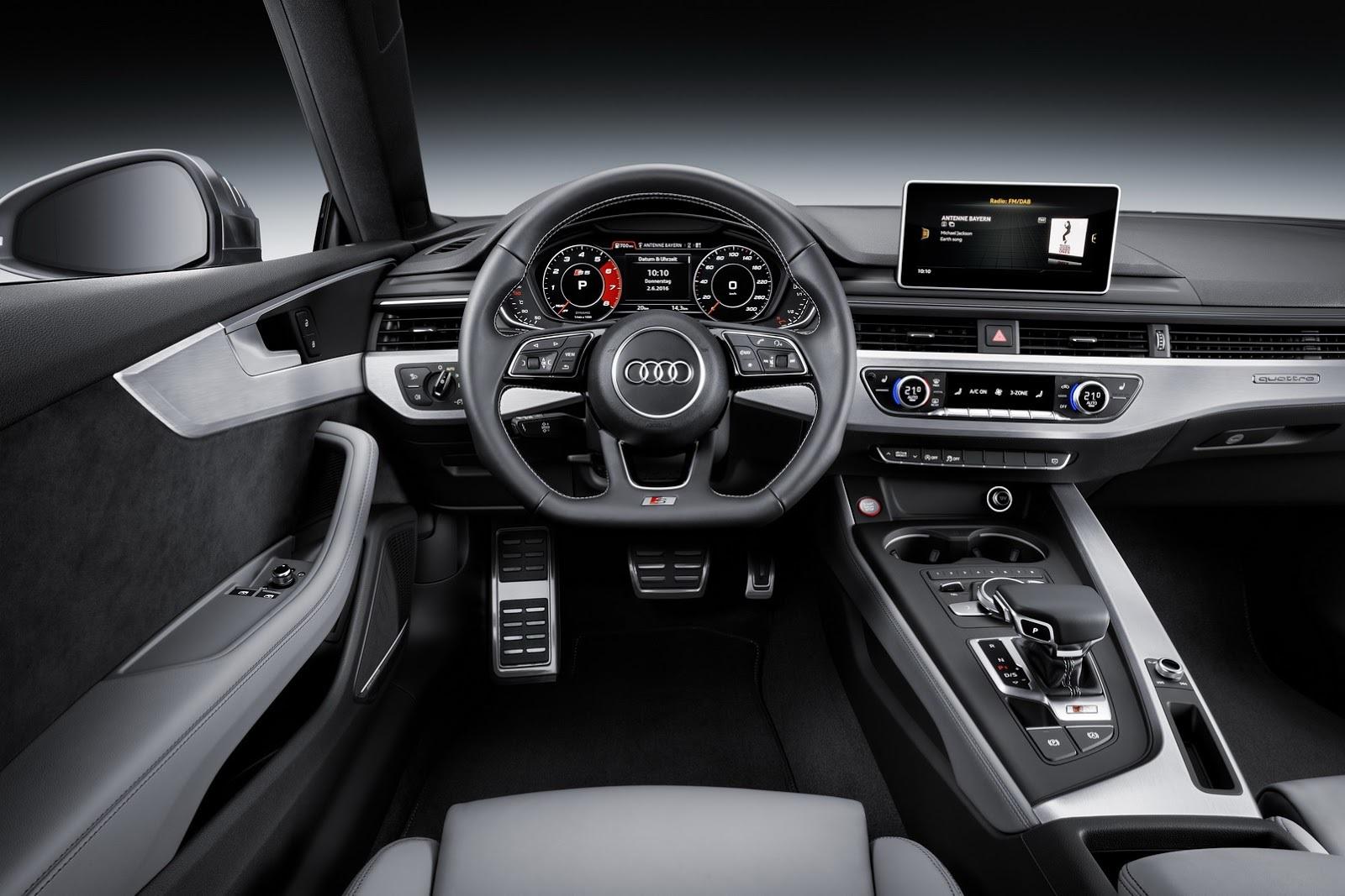 Foto de Audi A5 y S5 2017 (2/32)