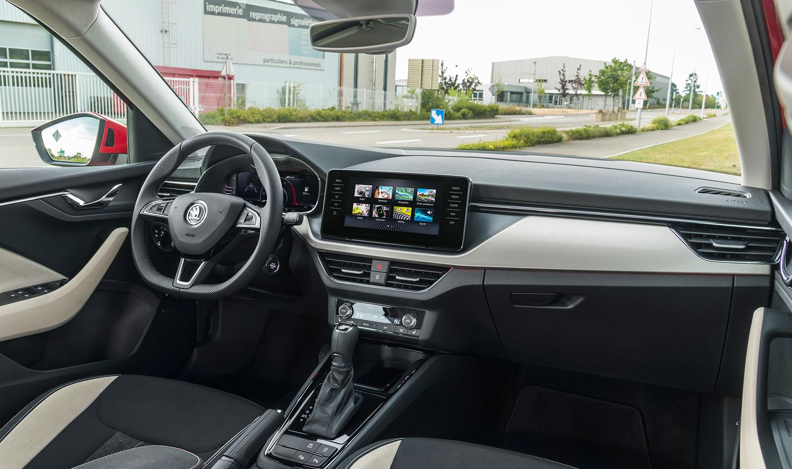 Foto de Probamos el Škoda Kamiq 2019 (13/24)