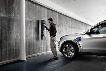 BMW Concept X5 eDrive vuelve en Nueva York con más personalidad