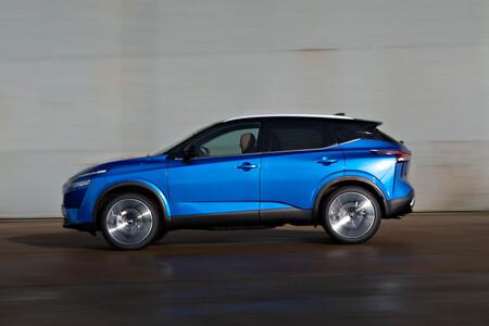 Nissan Qashqai 2021 conducción
