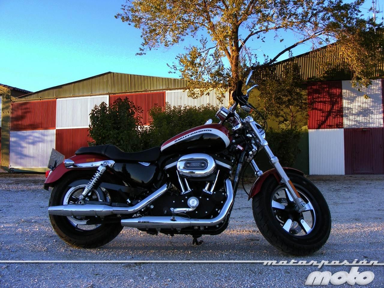Foto de Harley-Davidson XR 1200CA Custom Limited (4/65)