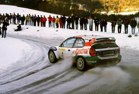 Toyota ya habla abiertamente de su vuelta al WRC