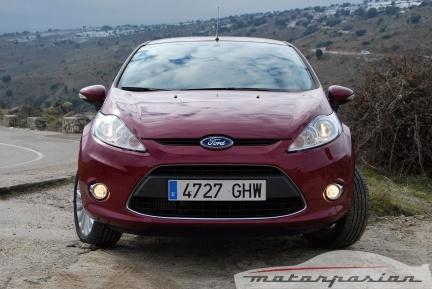 Ford Fiesta 5p 1.6 TDCi, prueba (parte 2)
