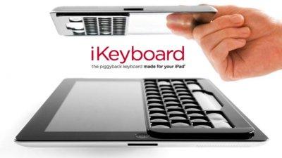 iKeyboard para iPad, sintiendo las teclas bajo nuestros dedos
