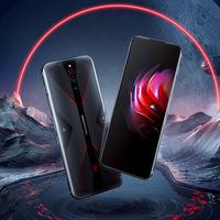 Nubia Red Magic 5G: los 144 Hz se estrenan en un potente móvil 5G con ventilador incorporado