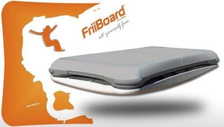 FriiBoard, haz que tu Balance Board de Wii evolucione