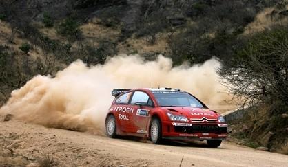 Loeb gana en México