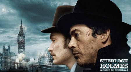 'Sherlock Holmes: Juego de sombras', la película