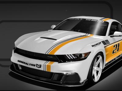 Saleen Mustang Championship Conmemorative Edition, celebrar victorias es mejor con 730 hp