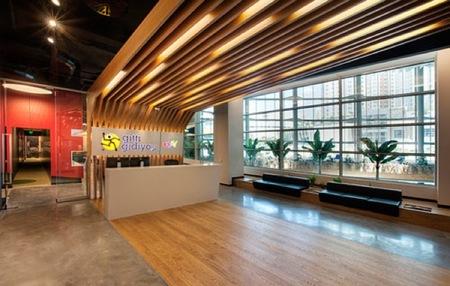 Espacios para trabajar: las oficinas de eBay – GittiGidiyor