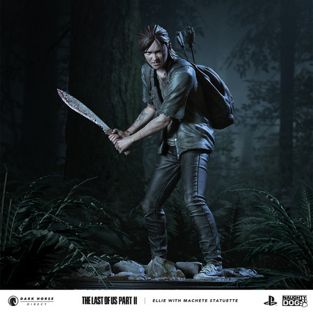 The Last of Us: Parte II - Figura Ellie