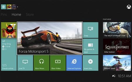 Microsoft da más detalles sobre la actualización de Xbox One de marzo