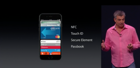 Eddy Cue Apple Pay