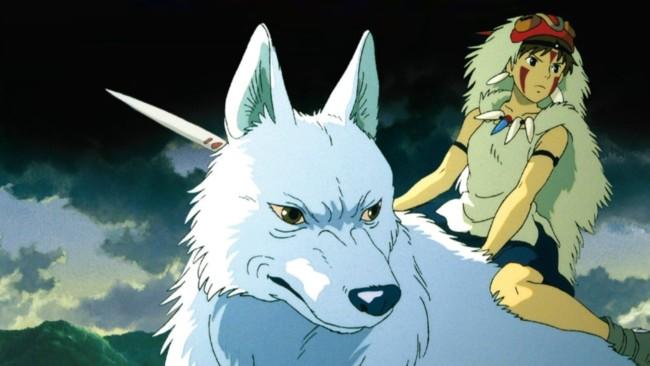 Miyazaki La Princesa Mononoke