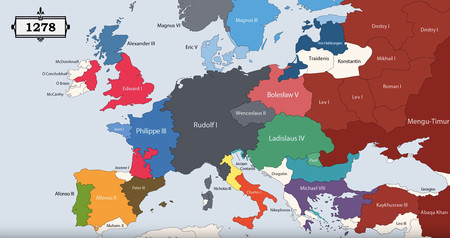 Mapa 1278