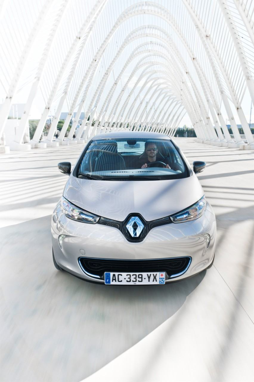 Foto de Renault ZOE (40/151)