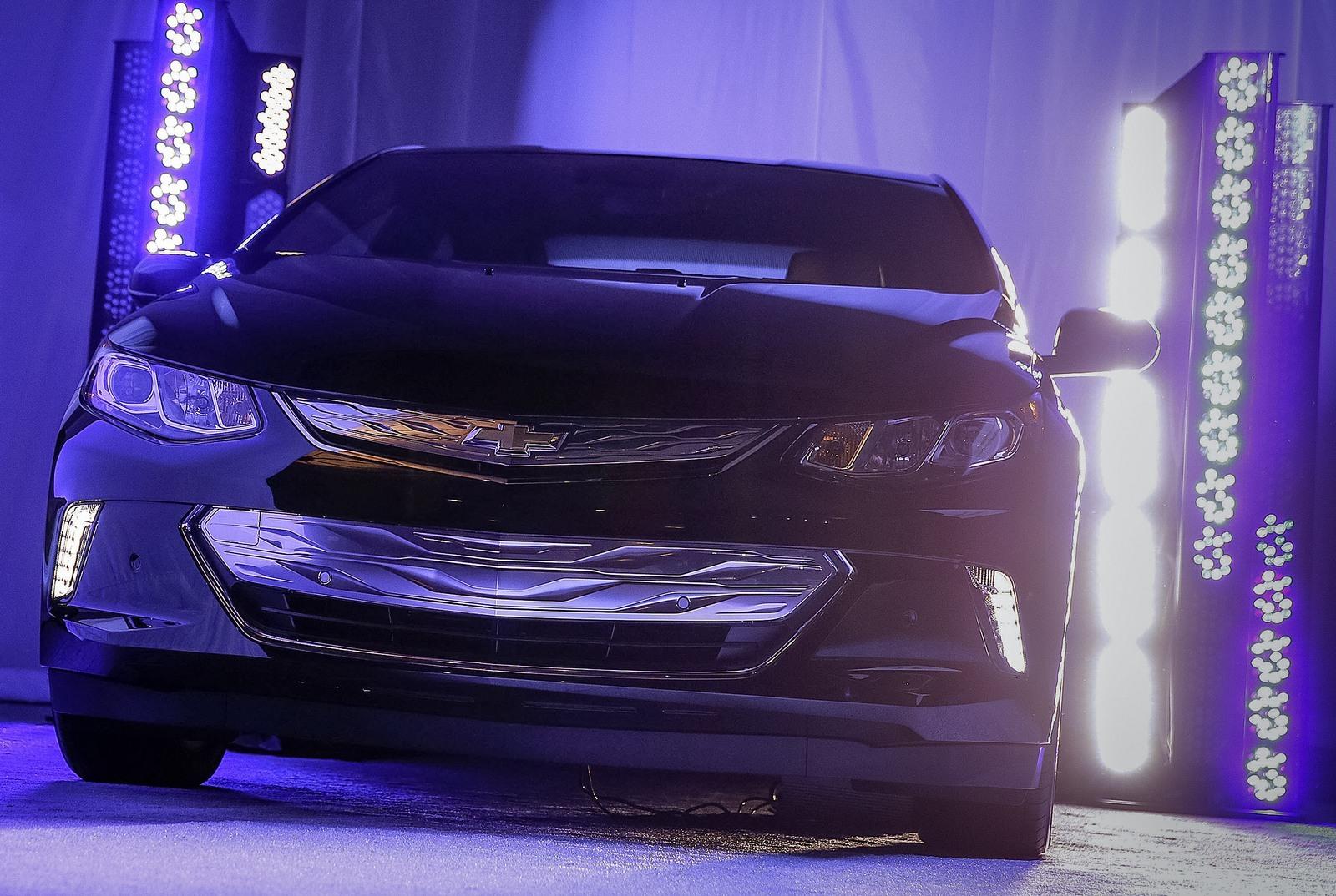 Foto de Chevrolet Volt 2016 (3/15)