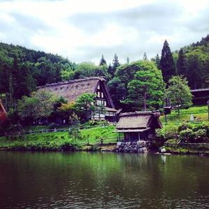 Viaja al medievo japonés en la Aldea folclórica de Hida
