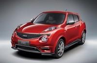 """Infiniti ESQ, primeras imágenes del Juke """"Premium"""" para China"""