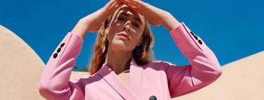 El traje dos piezas toma el control de la nueva colección de Zara... ¡Y nos encanta!