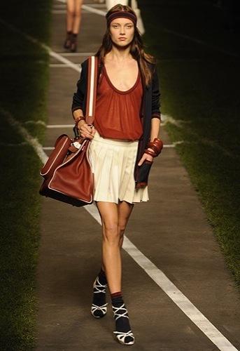 Hèrmes, Primavera-Verano 2010 en la Semana de la Moda de París VII
