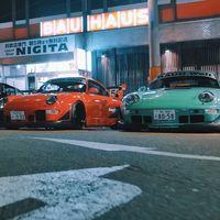 Desde Japón con amor: las modificaciones más excéntricas hechas al Porsche 911