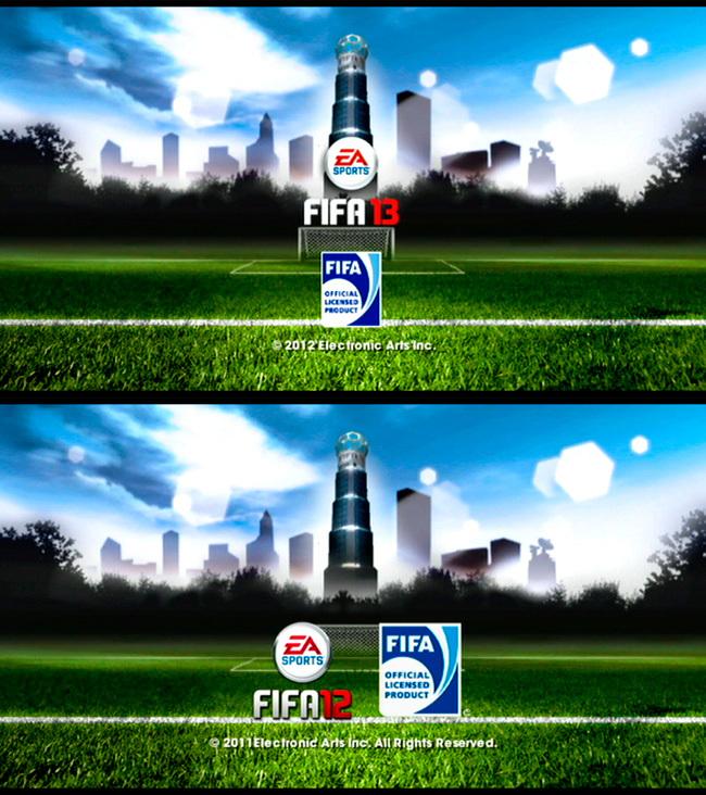 FIFA 12 - FIFA 13