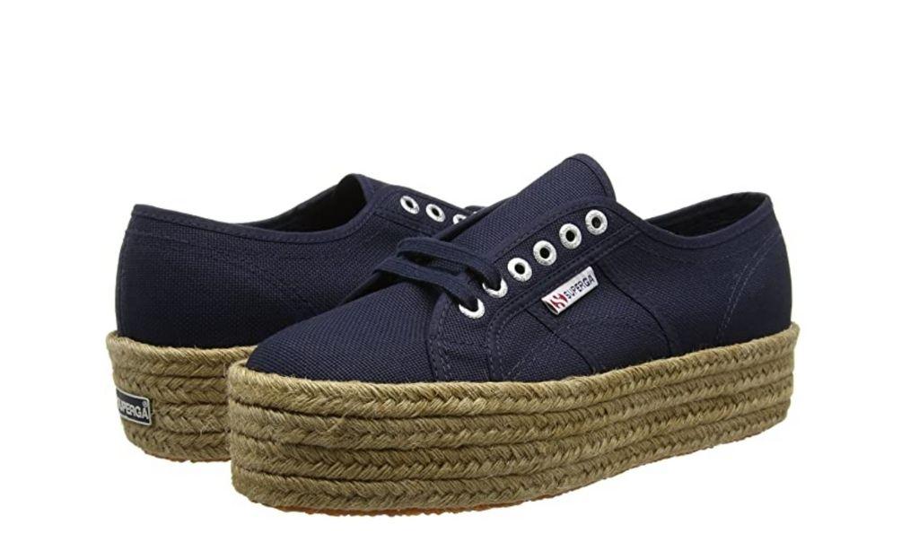 Superga 2790-cotropew, Zapatillas Mujer