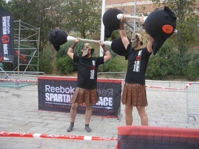 Foto de Presentación Reebok Spartan Race (4/7)