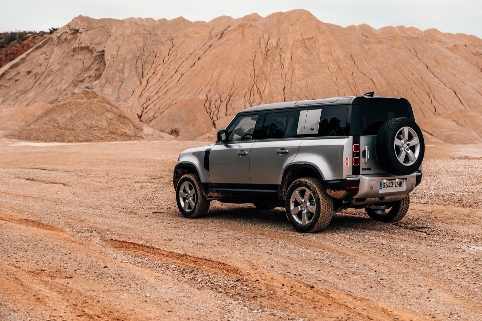 Foto de Land Rover Defender 110 (prueba) (31/41)