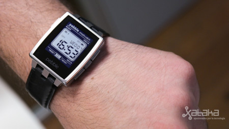 Pebble Casio