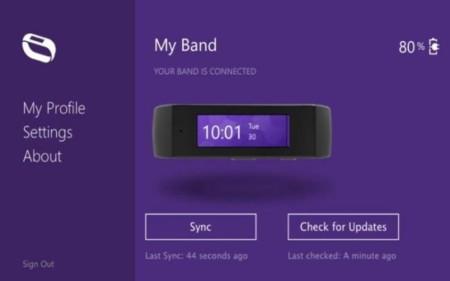 """A Microsoft se le """"escapa"""" información de su próxima pulsera cuantificadora [Actualizado]"""