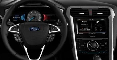 Ford se trae su catálogo de aplicaciones para Sync a Europa