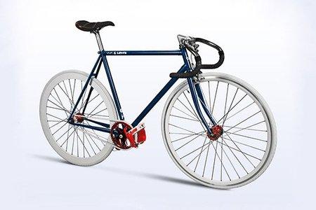 Levis & cia presentan: la bicicleta denim