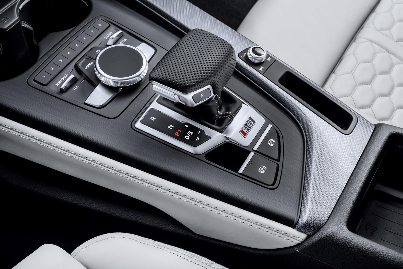 Foto de Audi RS4 Avant 2018 (6/23)