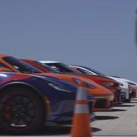 Sorpresón en la teórica mejor carrera de aceleración del mundo: Tesla wins