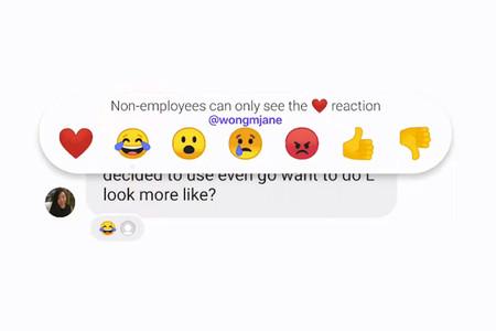 Reacciones para todos: Instagram planea añadirlas a los mensajes privados de Direct