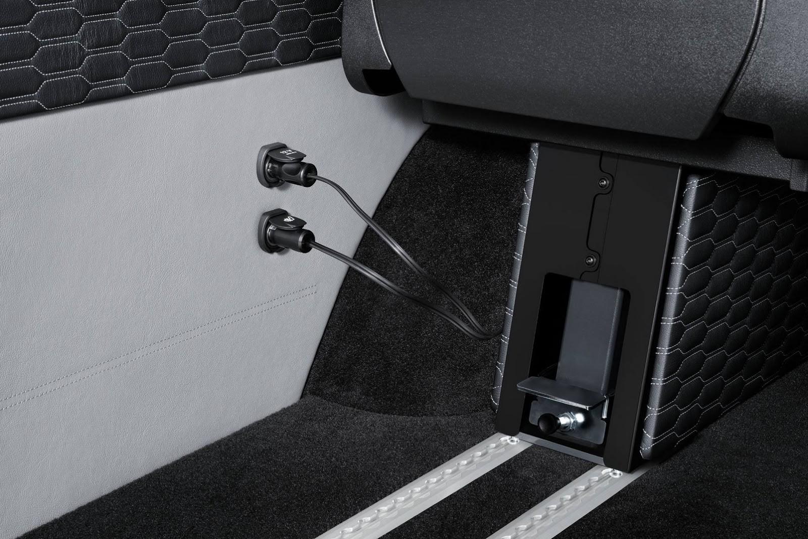 Foto de Brabus Mercedes-Benz Sprinter Conference Lounge (10/15)