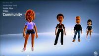 Rare empezó con los avatares de XBox 360 antes de que llegaran los Miis