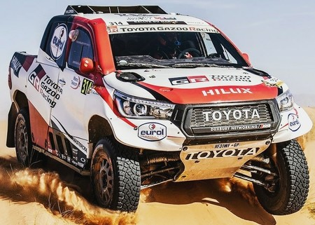 Alonso Rally Marruecos 2019
