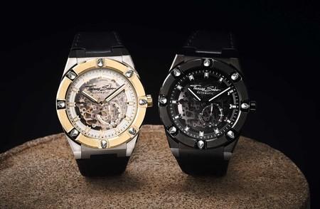 Thomas Sabo presenta los Rebel Automatic Skulleton, su primera línea de relojes