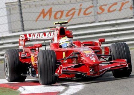 Felipe Massa saldrá desde la pole en Turquía