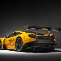 McLaren presentará su nueva fiera de competición en Ginebra: 650S GT3 2016