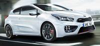 El Kia Pro Cee'd GT se presentará en Ginebra