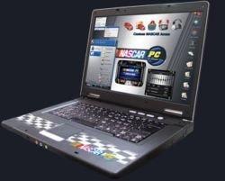 Nascar PC, el portátil del óvalo