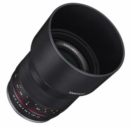 Samyang 50mmf1 2 2