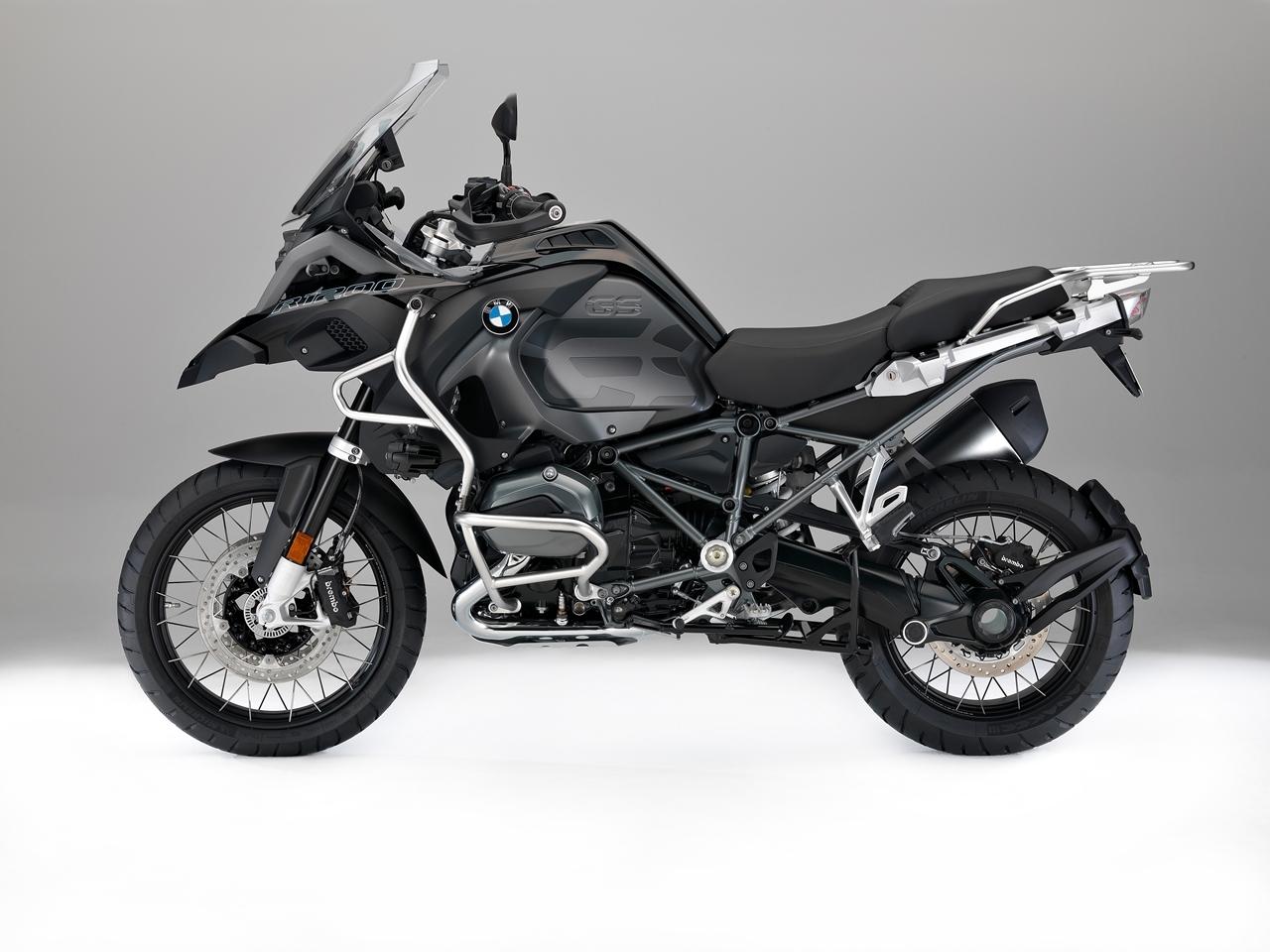 """Foto de BMW R 1200 GS Adventure """"Triple Black"""" (2/7)"""
