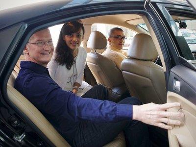 'PAIL' es el nombre en clave del nuevo proyecto de conducción autónoma de Apple, el primer paso para una plataforma entera