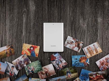 Impresora portátil Huawei Pocket Photo Printer por sólo 26,73 euros y envío gratis en AliExpress