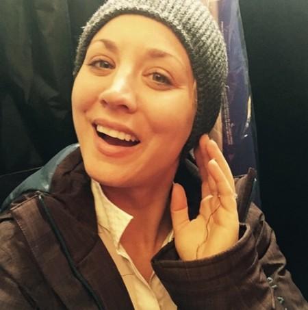 Kaley Cuoco, su pelo rosa y los cambios de look de las celebrities